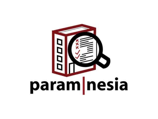 PARAMNESIA Online Documentation